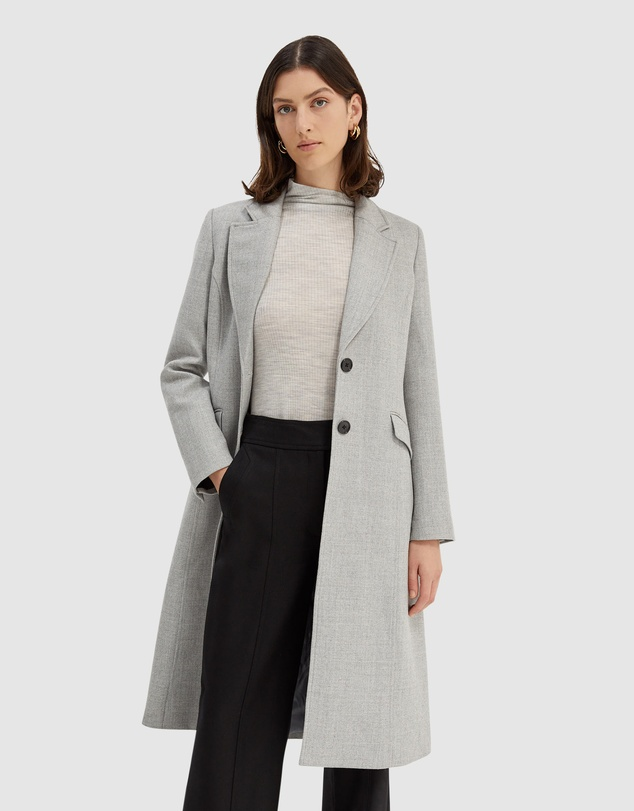 Women Prudence Long Coat