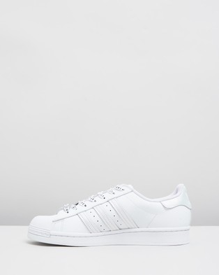 adidas Originals Superstar   Women's - Sneakers (Cloud White & Core Black)