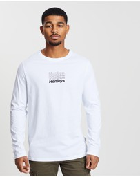 Henleys - Jaspar Long Sleeve Tee