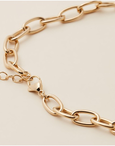 Reliquia Jewellery Melania Necklace Gold