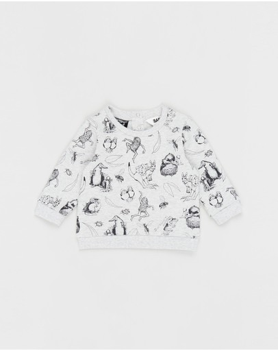 Cotton On Baby - May Gibbs Bobbi Sweater - Babies