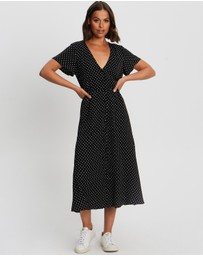 Calli - Kaylie Midi Dress