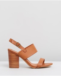 SPURR - ICONIC EXCLUSIVE - Elise Block Heels
