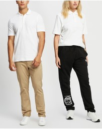 Tommy Hilfiger - Earth Day Back Logo Polo - Unisex