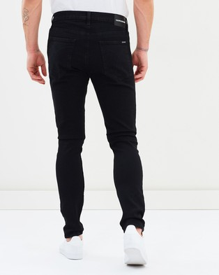 Calvin Klein Jeans Skinny Jeans - Jeans (Forever Black)