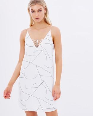 Elka Collective – Arles Dress – Dresses (Print)