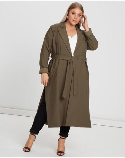 169afcf65d6e7 Plus Size Coats & Jackets | Buy Womens Curvy Jackets & Coats Online  Australia- THE ICONIC