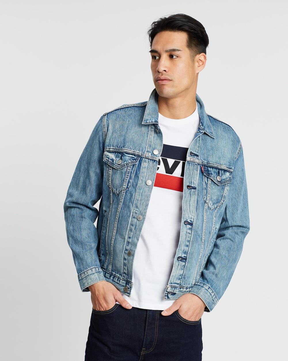Levi's The Trucker Jacket Denim jacket Killbrew Trucker Australia
