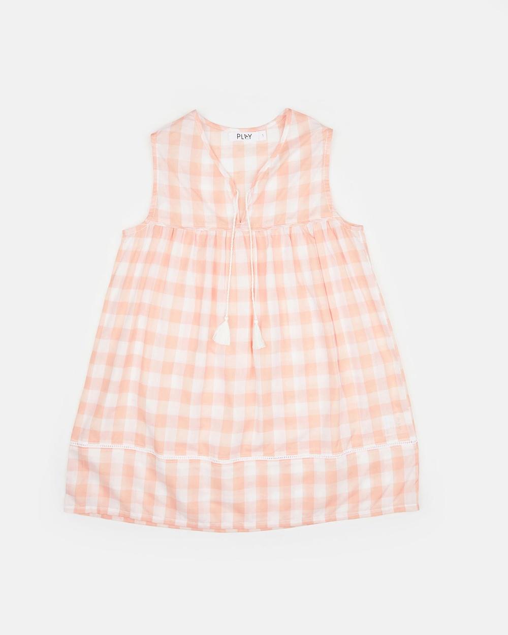 Photo of PLAY etc Pink Inga Dress - buy PLAY etc dresses on sale online