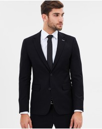 Staple Slim Suit Jacket