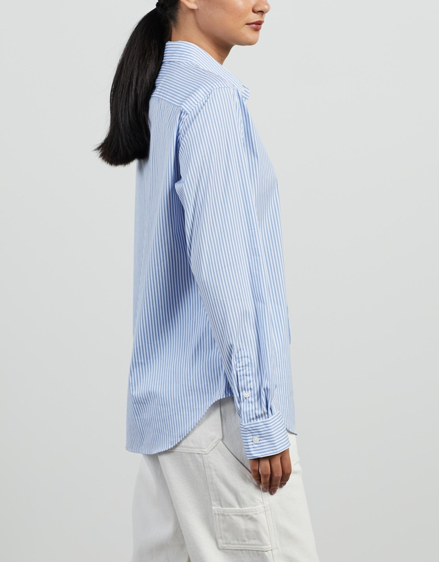 Women Georgia Slim Long Sleeve Shirt
