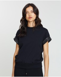 RAW by RAW - Drake Short Sleeve Sweat Top