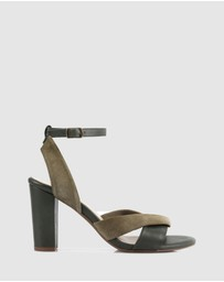 S by Sempre Di - Melissa Heeled Sandals