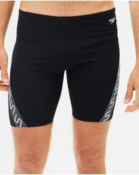Speedo - Monogram Waterboy Shorts