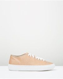 Le Coq Sportif - Jane Metallic Rose Gold 36