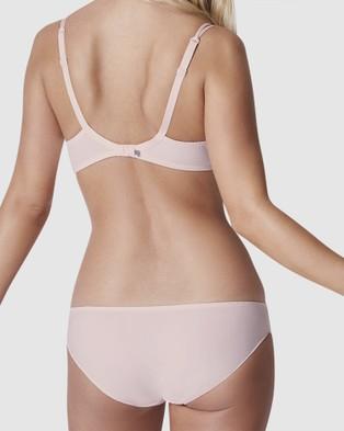 Simone Perele Delice Bikini Brief - Lingerie (Blush)