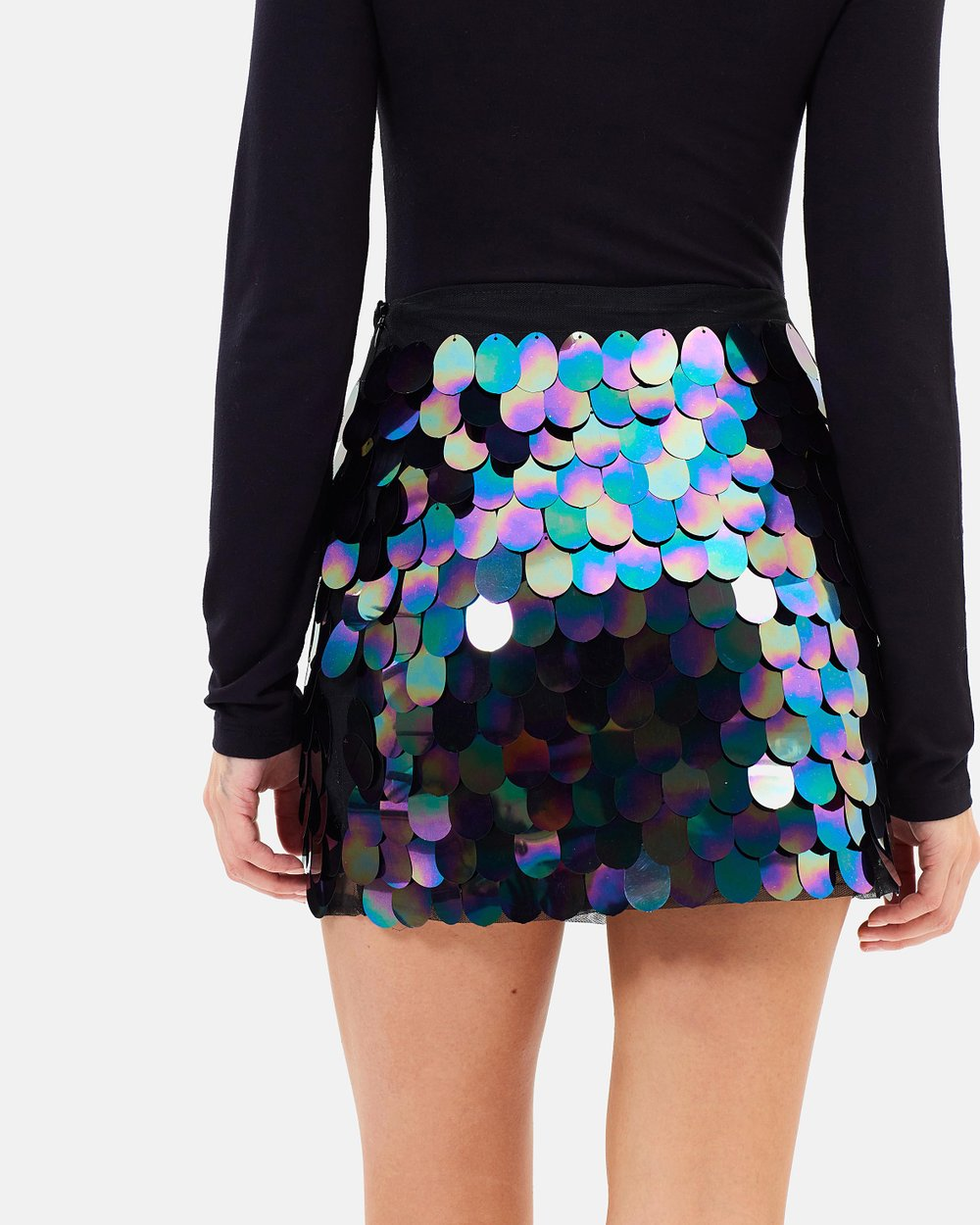 a7f14e3715 Sequin Mini Skirt by Missguided Online | THE ICONIC | Australia