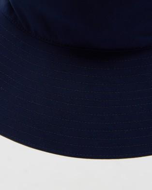 Double Rainbouu - Flop Top Hat Hats (Navy)