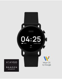 Skagen - Falster 3 Black Smartwatch