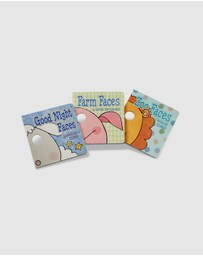 Melissa & Doug - Fun Faces Mask Book Bundle