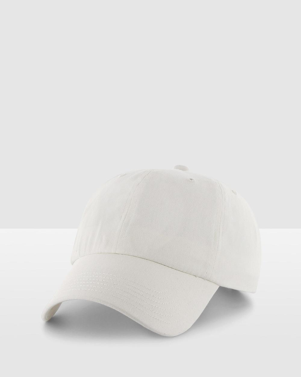 47 Classic White '47 CLEAN UP Headwear white