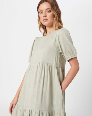MVN Talia Dress - Dresses (Sage)