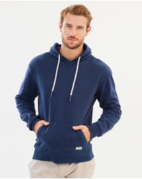 Academy Brand - Hunter Pop Over Hoodie