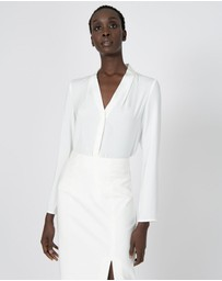 Forcast - Lilian Long Sleeve Blouse