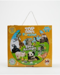 PUZZLE - Baby Animals Puzzle - 100 Piece