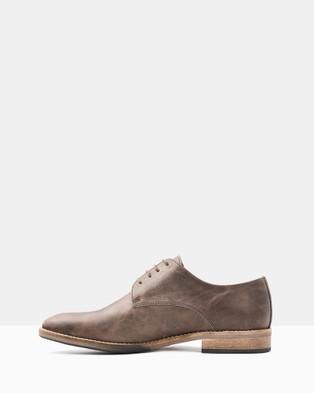 Croft Lyon - Dress Shoes (Cigar)