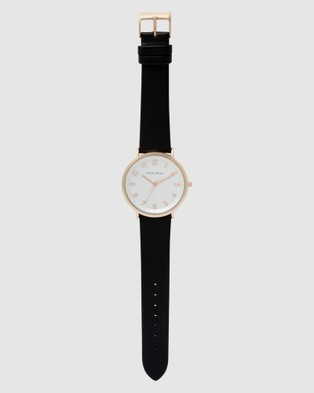 TONY+WILL Astral - Watches (SHINY ROSE GOLD / WHITE / BLACK)