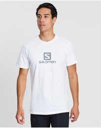 Salomon - Cotton Logo SS T-Shirt