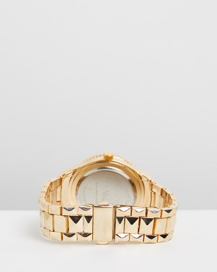 Mestige The Faulkner with Swarovski?« Crystals - Watches (Gold)