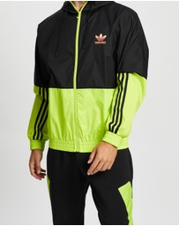 adidas Originals - Two-Tone Windbreaker