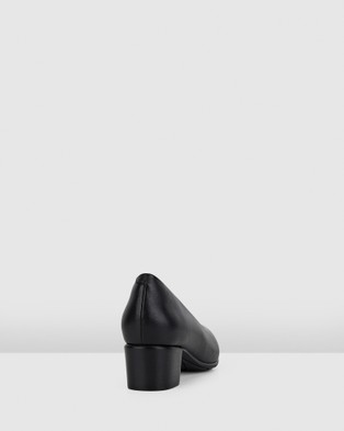Hush Puppies The Low Point - All Pumps (Black)