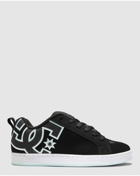 DC Shoes - Womens Court Graffik Shoe