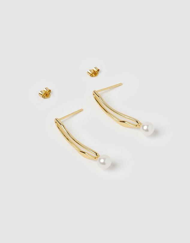 Women Midnight Drop Earrings