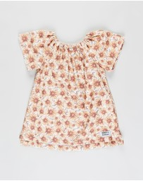 Dukes and Duchesses Apparel - Sunflower Dress - Kids