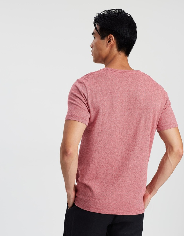 Marcs - Zack Cotton and Linen Tee