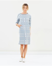 Lincoln St - The Cocoon Dress