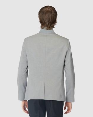 Jack London Hughs Utility Jacket - Suits & Blazers (Blue)
