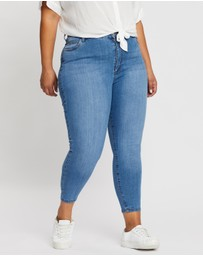 Cotton On Curve - Adriana High Skinny Jeans