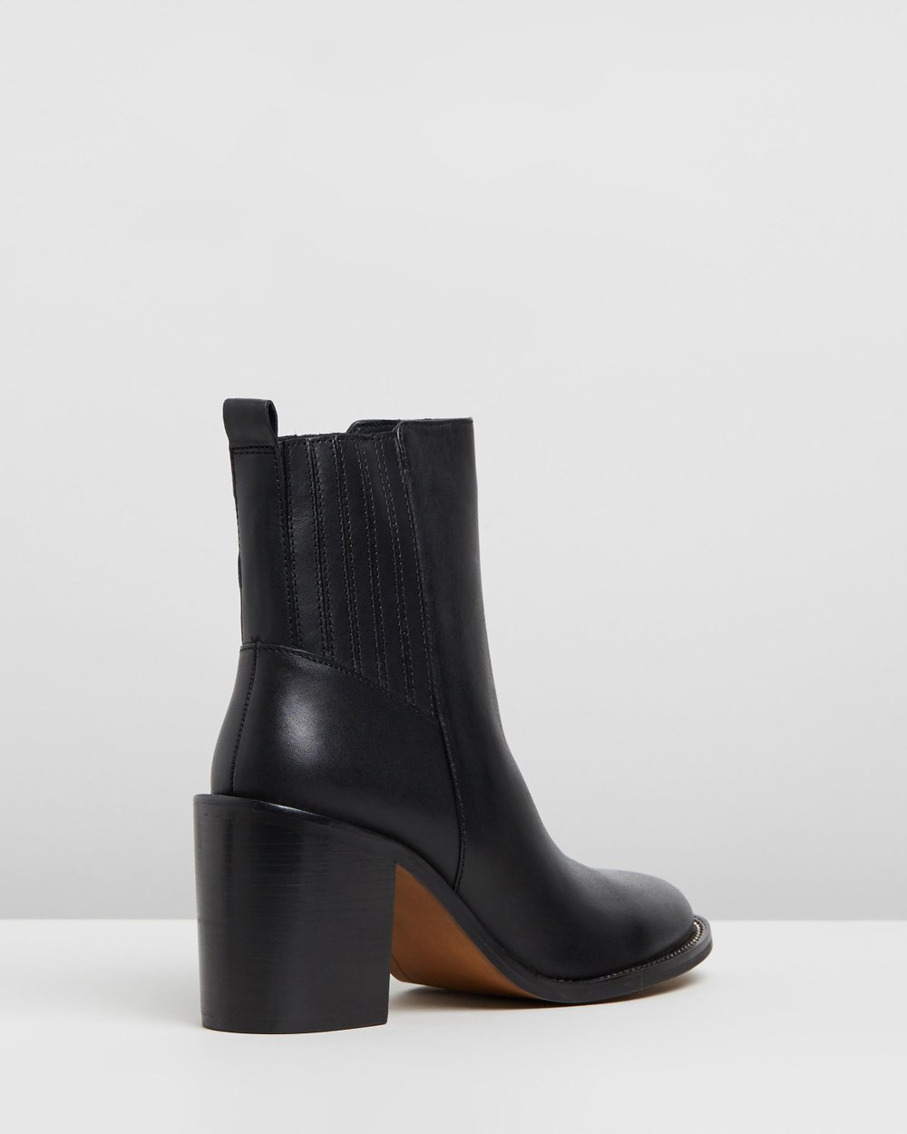 c6443315ead Max Chain Sole Boots by TOPSHOP Online