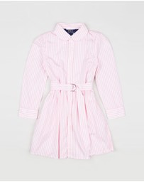 Polo Ralph Lauren - Bengal Stripe Shirt Dress - Kids