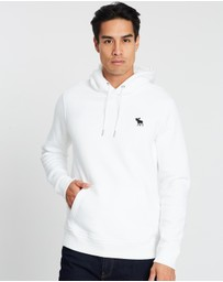 Abercrombie & Fitch - Exploded Icon Popover Hoodie