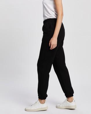 Factorie Classic Trackpants - Sweatpants (Black)