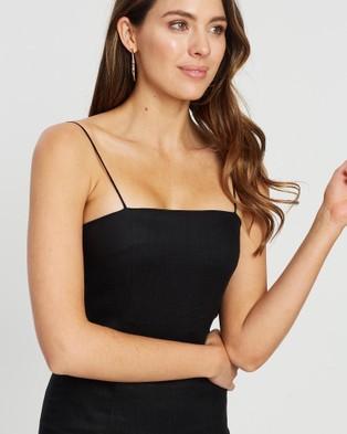 White By FTL Ebony Dress - Dresses (Black)