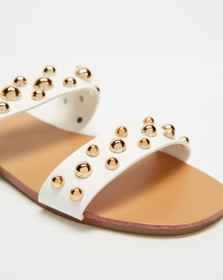 Freelance Shoes Milos - Sandals (White)