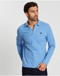 Lacoste - Long Sleeve Stretch Polo