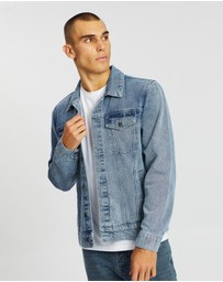 Locale - Patch Denim Jacket